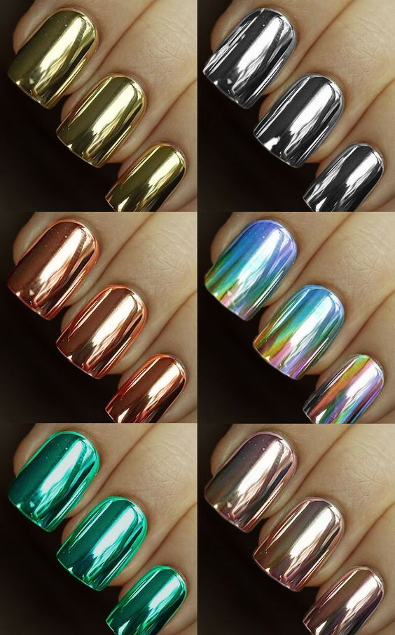 Image Of Top Gel Nail Colors For Fall 2018 PinterestSpring