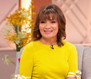 Lorraine Kelly on how she can handle her daughter left home