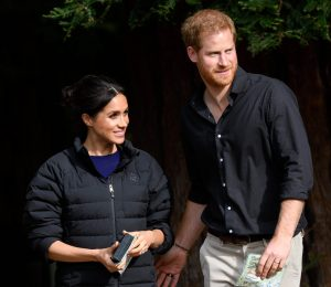 Prince Harry's delightful gesture for Meghan on their royal tour