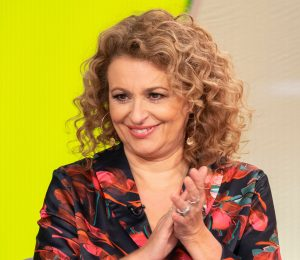Nadia Sawalha reveals why she can handle detching for the month