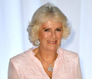 The duchess of Cornwall, Camilla, shows this impressive skill
