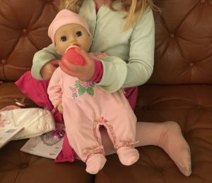 WIN! Tried and tested: Baby Annabell Interactive and Milly Feels Better