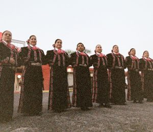 Beauty secrets from Mariachi Las Alteñas, a whole female Mariachi band in the heart of Texas