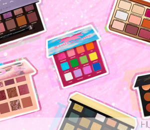 8 eye shadow palettes we want on the holidays