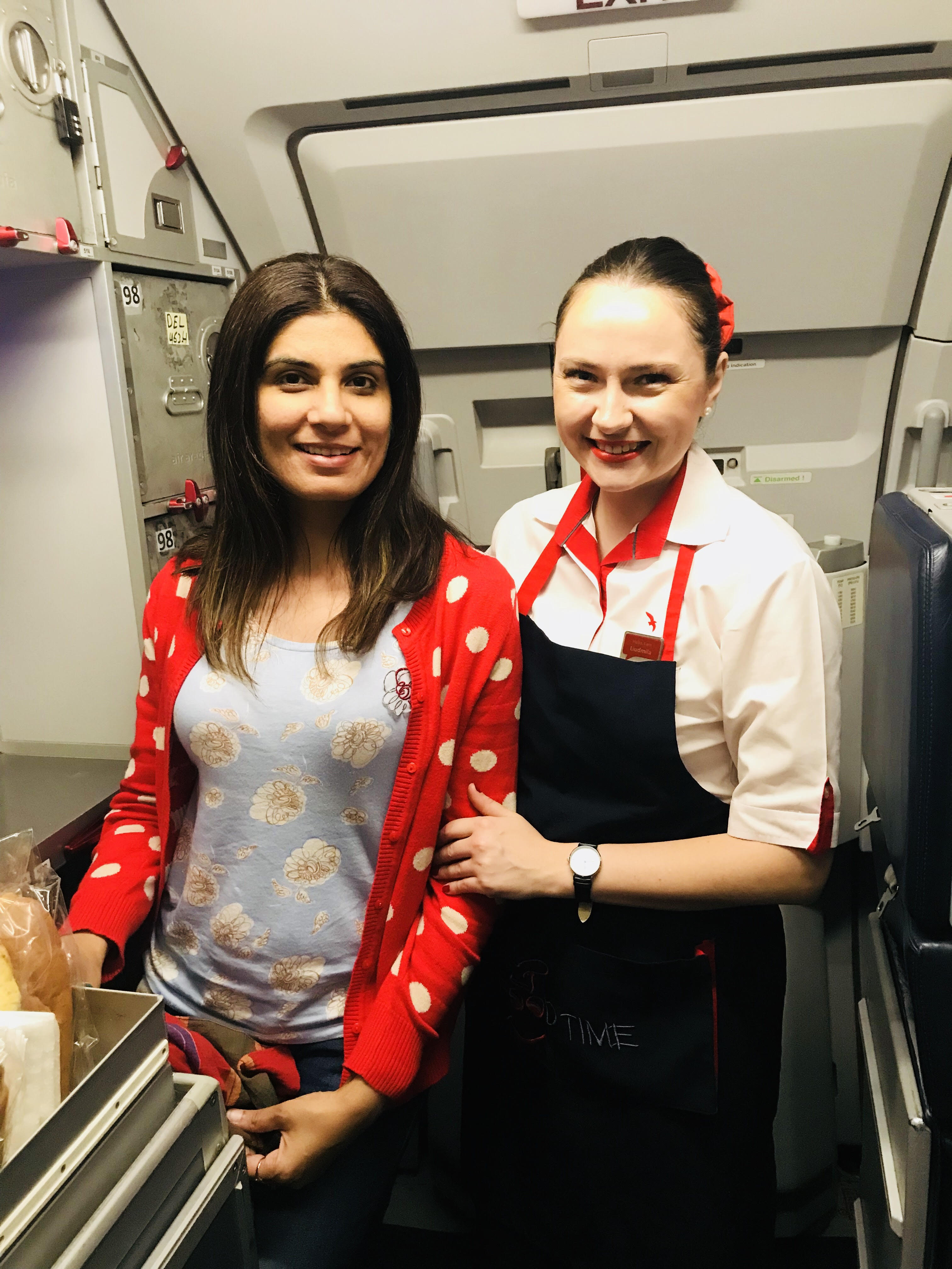 air arabia from the middle east