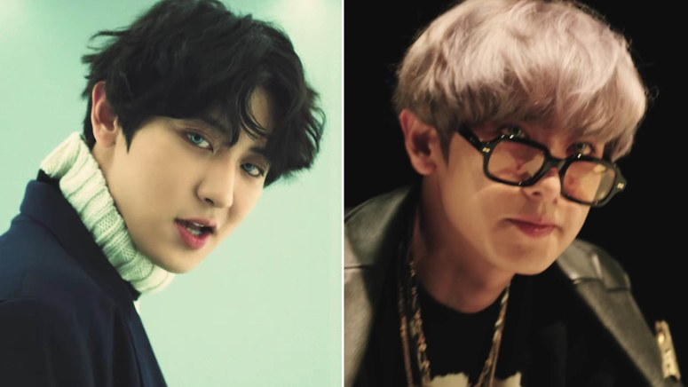 Beauty moment from EXO's Tempo Video You may have missed