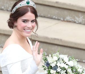 Cara Delevingne had to ask permission to break the princess Eugenie Strict Wedding Dress Code