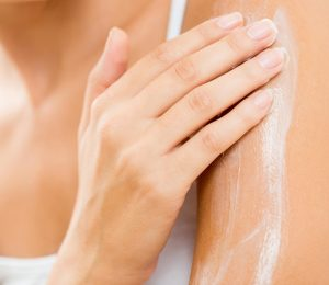 Keratosis Pilaris: How to get rid of chicken skin Red bolts on your arms