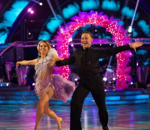 Kevin Clifton provides update on strict routine after Stacey Dooley injury