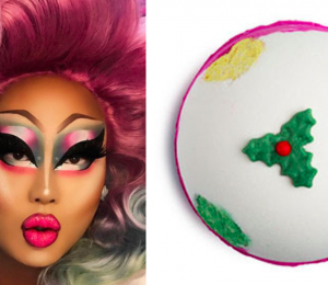 Lushs Holiday Campaign Stars' Drag Race & # 39; Queens Kim Chi and Detox