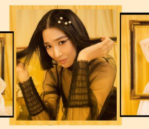 Meet K-Pop Megastar Tiffany Young, the former Girl Group star turns out on its own