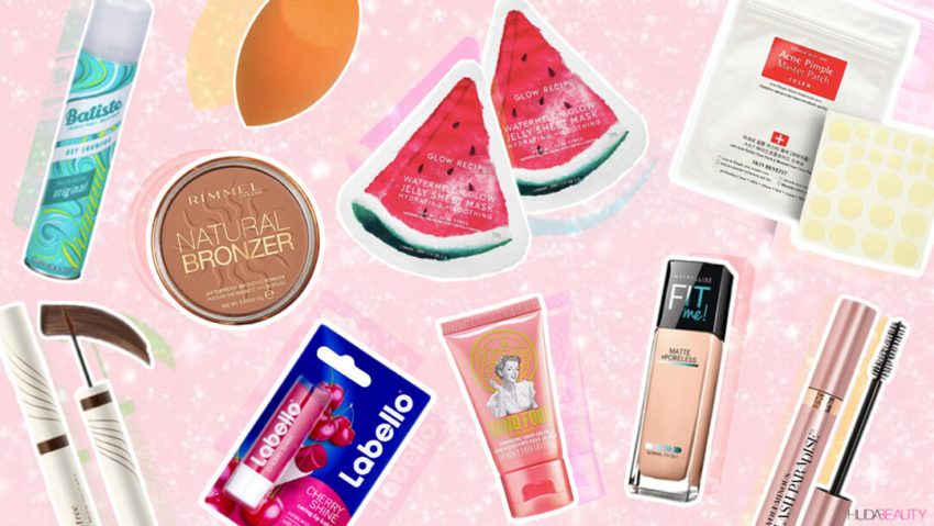 beauty products under $ 10