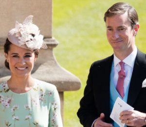 Pippa Middleton and James Matthews Reportedly named their son after Kate Middleton and Prince Williams youngest child