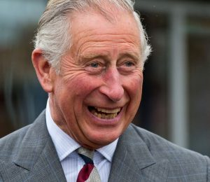 Prince William says Prince Charles has squirrels living in his house