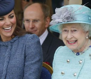 "Queen Elizabeth believes that the word ""pregnant"" is vulgar"