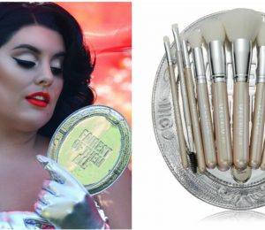 Spectrum launches snow white makeup brush and mirror collection