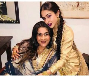 This is what Amrita Singh has to say about daughter Sara Ali Khan's performance in teaser