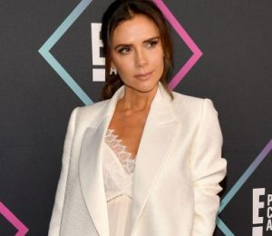 Victoria Beckham has only suggested that she will not look at the Spice Girls Reunion Tour