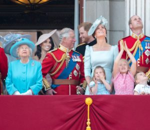 What the royal family calls each other privately
