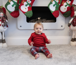 WIN! Wearing Christmas? Packaging essential for you and your baby
