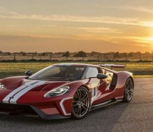 Ford GT Coupe – A perfect addition to the Ford family