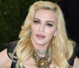 "Madonna drew Lady Gaga and her ""A Star Born"" Bradley Cooper Quote"