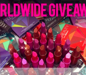 The winners of our Power Bullet Lipstick Worldwide Giveaway were announced