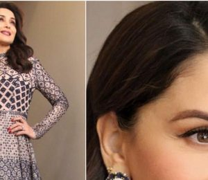 Madhuri Dixit in Falguni and Shane Peacock: Yay or No?