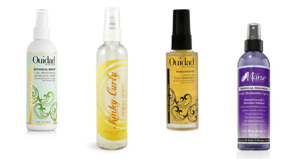 4 moisturizing sprays that will not chill your hair