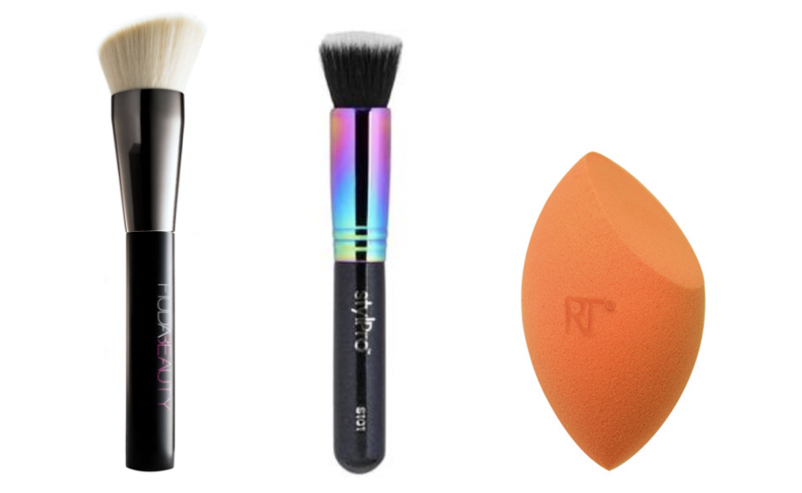 the best foundations brushes