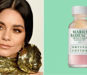 Vanessa Hudgens's skin care routine while traveling