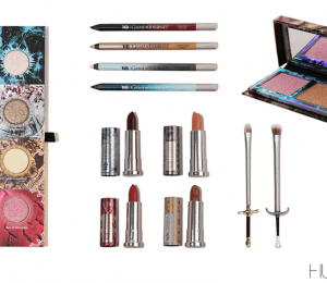 Our judgment on the game of Thrones X Urban Decay Collection