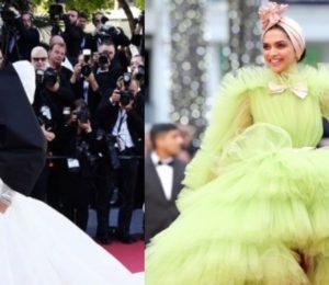 Deepika Padukon's fat choice on Cannes red carpet