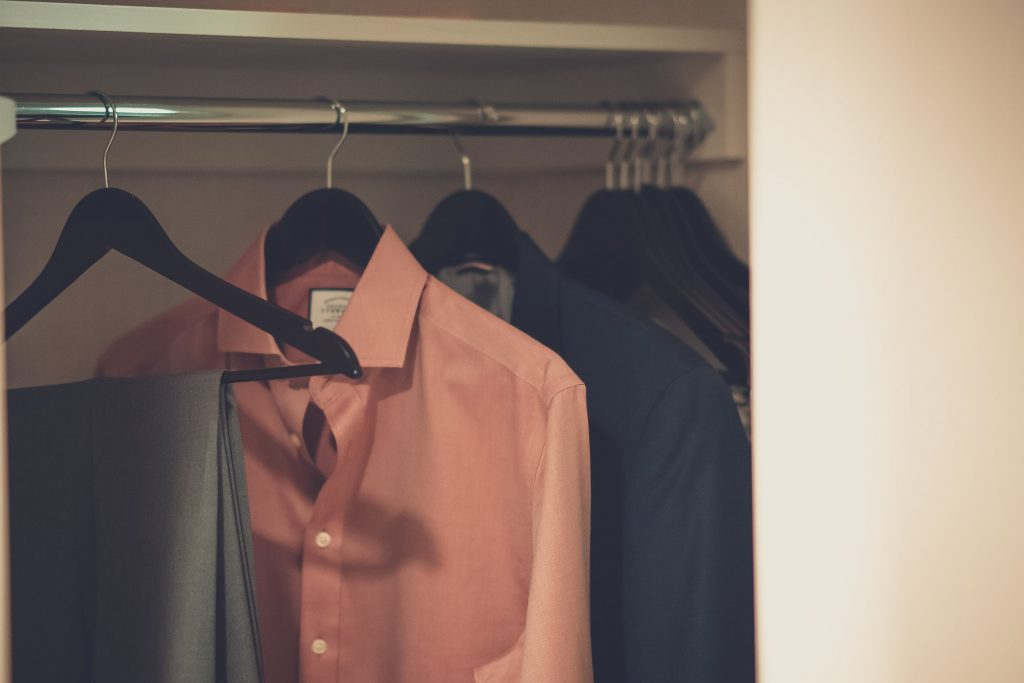 Wardrobe organization, how to dress properly, keep your wardrobe clean and organized