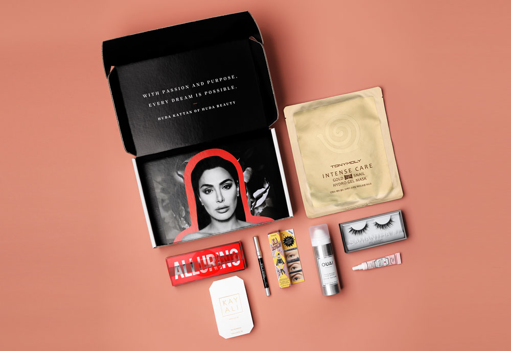 skin beauty allure beauty box