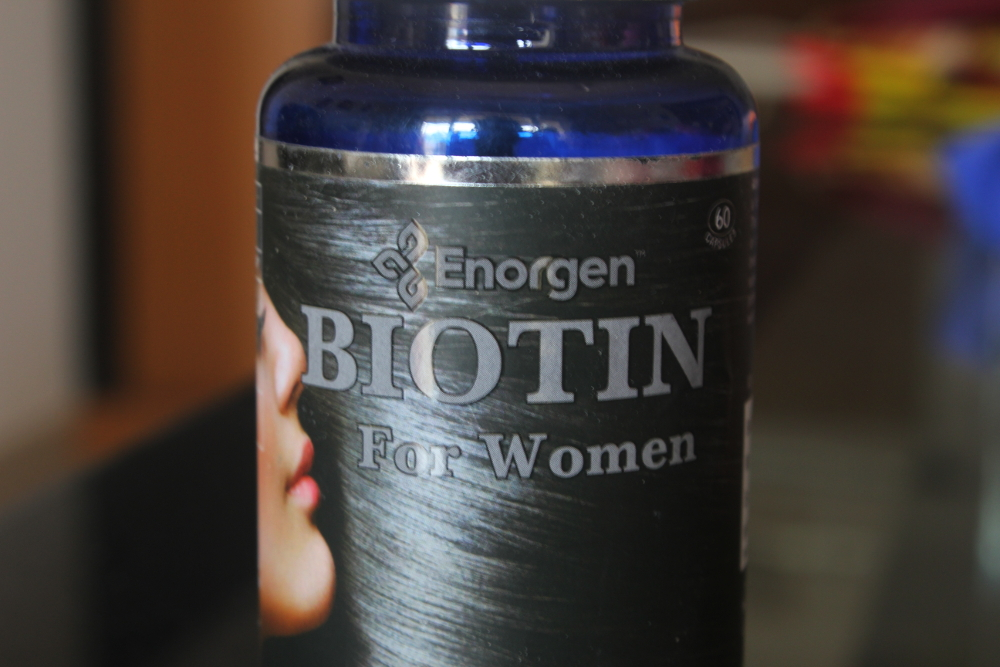 Enorgen Biotin Dietary Supplements