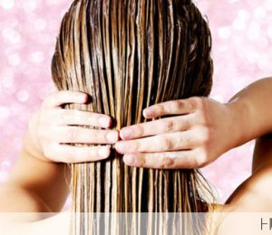 How to get rid of waxy, greasy hair with this DIY clarifying hair mask