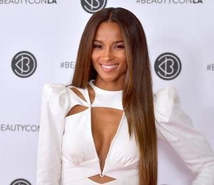 Ciara reveals new retro stacked Bob hairstyle