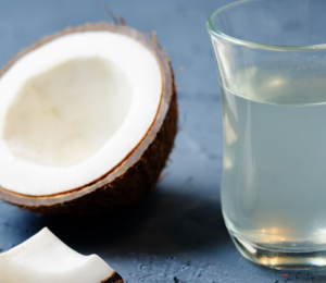 Coconut Water Moisturizing DIY Leave-In Conditioner