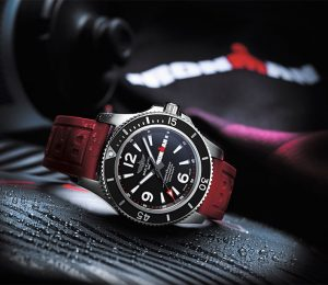 THE BREITLING SUPEROCEAN IRONMAN® LIMITED EDITION