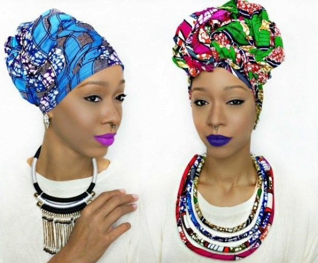 Head Wraps Ankara Kouture-Nadira037