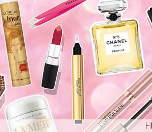 Today's most ICONIC beauty products!