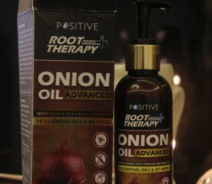 Positive root therapy + advanced onion hair oil