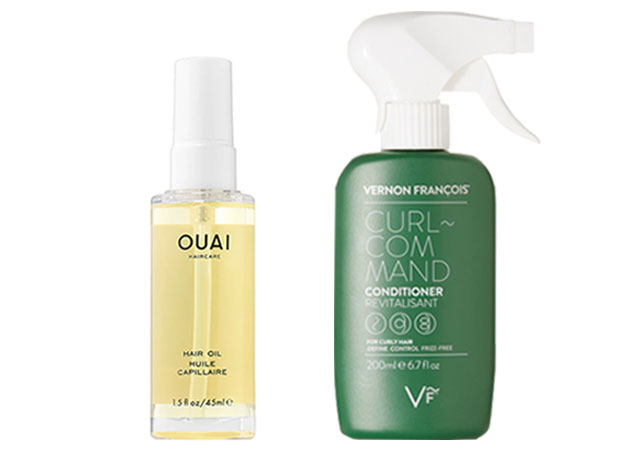 products with curly hair