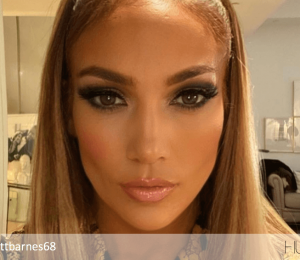 Scott Barnes reveals his makeup tips and fave products for J.Lo Look