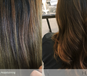 How to fix a hair color disaster