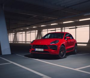 New GTS model from Porsche: the Sportiest Macan