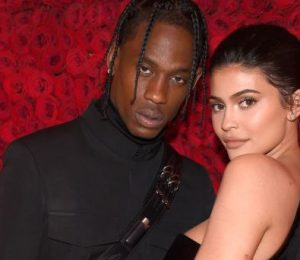 Travis Scott joins Kylie Jenner and Stormi for Thanksgiving