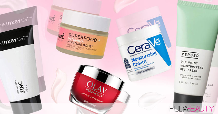 5 pharmacy moisturizers that are truly amazing!