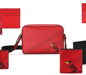FENDI is celebrating the Chinese New Year